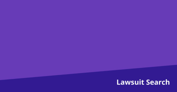 How to use Lawsuit Search effectively?